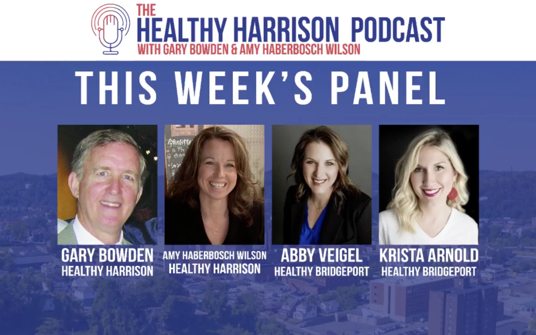 Episode 1 – April 9, 2021 – The Healthy Harrison Podcast