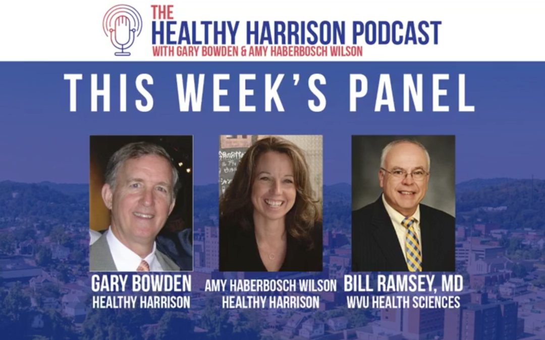 Episode 2 – April 16, 2021 – The Healthy Harrison Podcast
