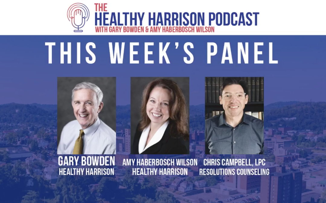 Episode 4 – April 30, 2021 – The Healthy Harrison Podcast