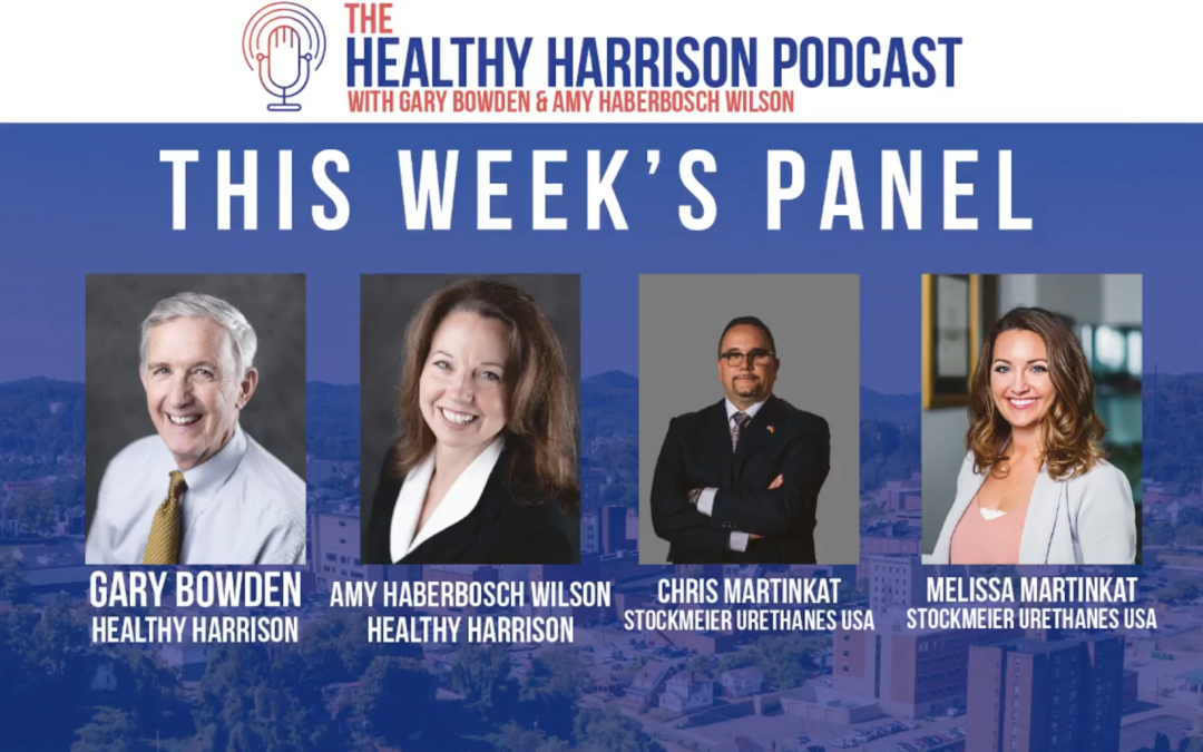 Episode 9 – June 4, 2021 – TheHealthy Harrison Podcast