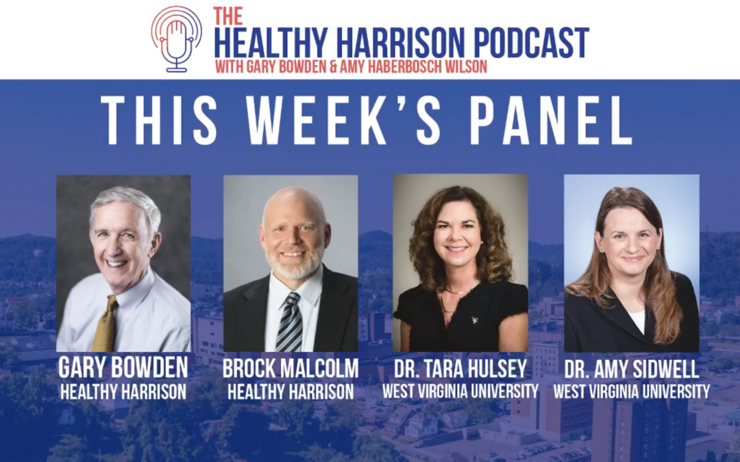 Episode 10 – June 11, 2021 – The Healthy Harrison Podcast