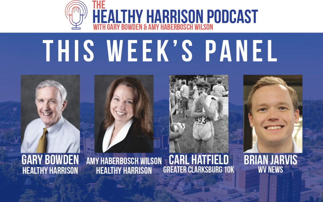 Episode 11 – June 18, 2021 – The Healthy Harrison Podcast