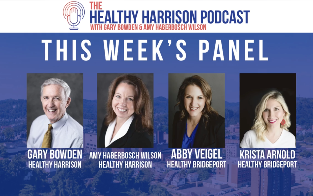 Episode 12 – June 25, 2021 – The Healthy Harrison Podcast