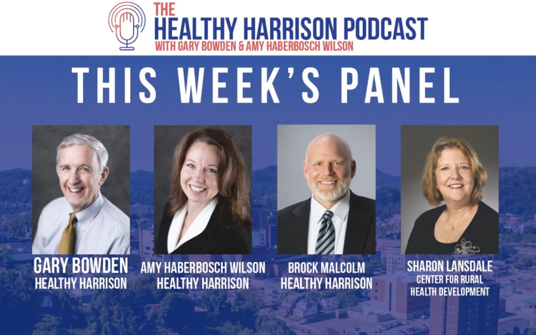 Episode 14 – July 9, 2021 – The Healthy Harrison Podcast