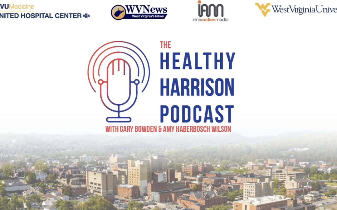 Episode 15 – July 16, 2021 – The Healthy Harrison Podcast