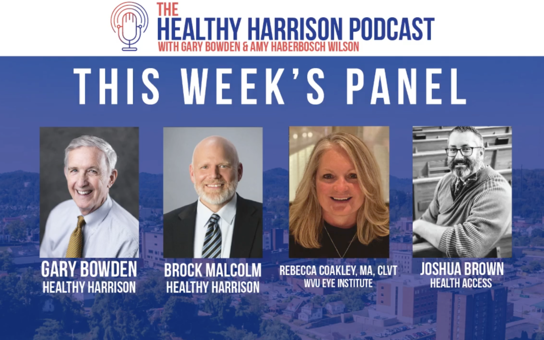Episode 17 – July 30, 2021 – The Healthy Harrison Podcast