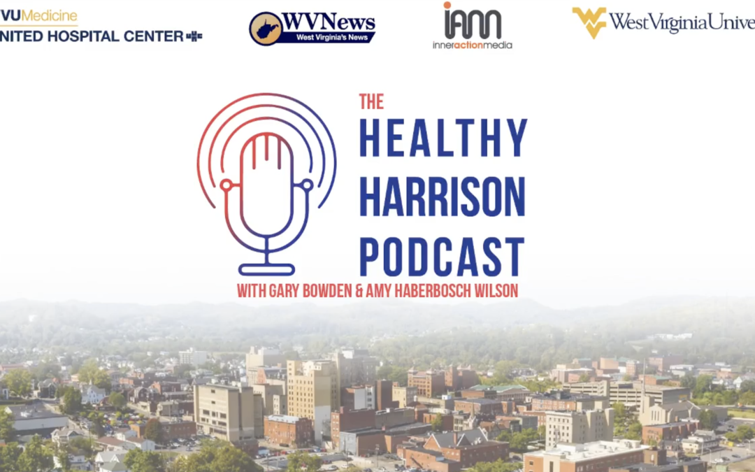 Episode 16 – July 23, 2021 – The Healthy Harrison Podcast