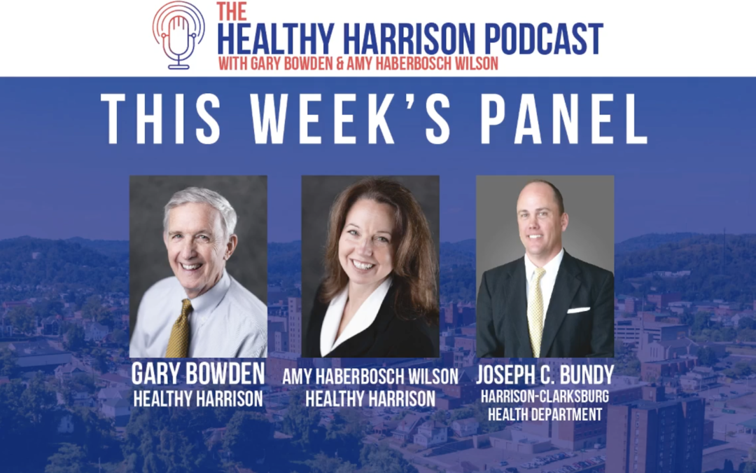 Episode 18 – August 6, 2021 – The Healthy Harrison Podcast