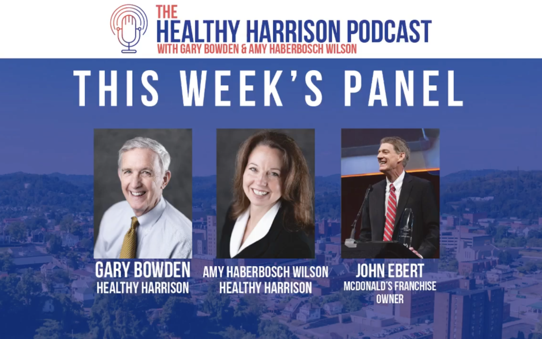 Episode 19 – August 13, 2021 – The Healthy Harrison Podcast