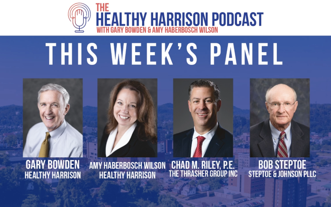 Episode 20 – August 20, 2021 – The Healthy Harrison Podcast