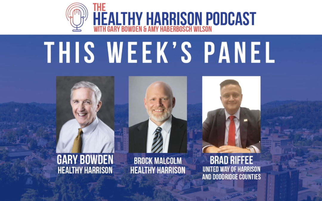 Episode 21 – August 27, 2021 – The Healthy Harrison Podcast