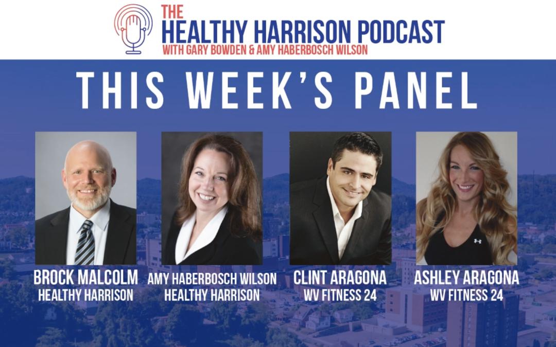 Episode 22 – September 6, 2021 – The Healthy Harrison Podcast